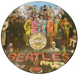 Beatles (The) - (25mm Button Badge)